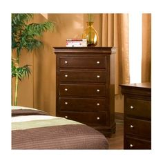 Chesapeake Tall Boy Chest with 5 Drawers ** Click image for more details. (This is an affiliate link and I receive a commission for the sales)