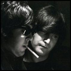 The Beatles John Lennon, Paul McCartney