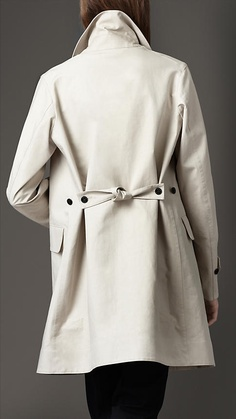 This classic but modern Burberry trench would pair well with many travel wardrobe pieces.  ~Leah Marie, On Life, Love and Accidental Adventures