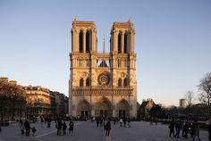 Notre Dame - Paris!
