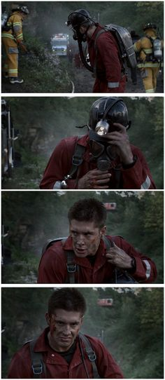 "Jensen as Tom Hanniger in ""My Bloody Valentine"" #Jensen <3 REALLY LOVE THIS CHARACTER <3 & @JensenAckles of course <3 ^_^"