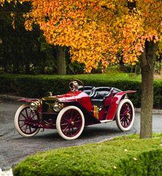 1907 Stutz American Underslung Roadster