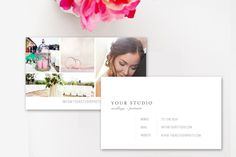Business Card Template @creativework247