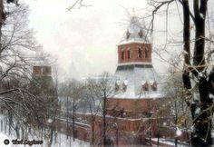 #moscow #moscow kremlin #russia #taynitskaya tower #moskva #moskovskij kreml #rossiya #tajnickaya bashnya