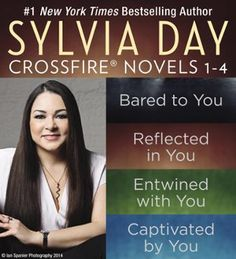 Sylvia Day Crossfire Novels 1-4 by Sylvia Day, Click to Start Reading eBook, Now in one deluxe set, the first four novels in the Crossfire series.The #1 New York Times bestsellin