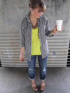 Love this whole outfit! via urban nester