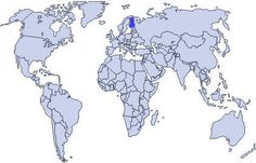 where is Finland?