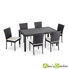 DOPPIO : Table encastrable en résine tressée 2 places couleur ...