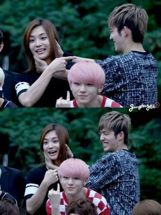 #Jeonghan #S.Coups #Woozi #Seventeen