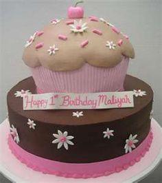 Big Cupcake Birthday Cakes | Birthday Cakes