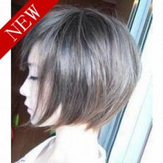 Beautiful Girl Fluffy Bob Wig--Import Hair, LIGHT BROWN in Synthetic Wigs | DressLily.com