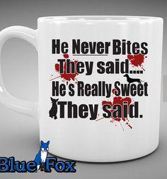 Veterinary mug