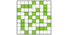 SUDOKU - Veľmi ťažké sudoku #4702. Veľmi tažké sudoku - sudoku ako výzva. Toto sudoku vyriešia len skutočný majstri SUDOKU