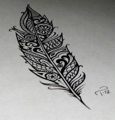 tatoo pluma