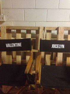 Valentine and Jocelyn • Shadowhunters set #Shadowhunters #ShadowhuntersTV