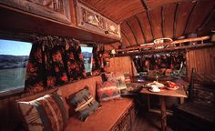 vintage Airstream designed by Ralph Lauren