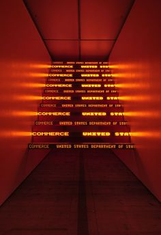 jenny holzer light art - Google Search