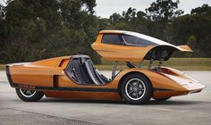 1969 Holden Hurricane Concept Car by Auto Clasico, via Flickr