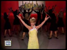 PETULA CLARK sings Downtown on the Dean Martin Show - 1967. I loved this song. It made me want to go downtown!...wherever that was (: