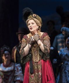 """For Renée Fleming, the four-time Grammy Award–winning soprano—and arguably the world's most celebrated opera singer—the past year has presented a series of larger-than-life firsts. Fleming performed the National Anthem at the Super Bowl in 2014, and this spring she'll make her inaugural appearance on Broadway in the upcoming """"Living on Love."""" Head to DuJour.com to read how this singer's handwriting sheds light on her momentum."""