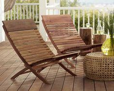 Valencia Eucalyptus Chair - VivaTerra