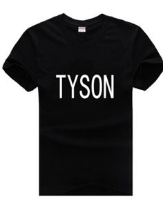 Stephen Amell t shirt star same style tyson plus size t shirts-