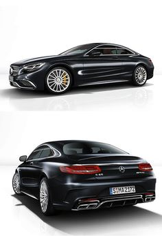 2015 Mercedes-Benz S65 AMG Coupe: