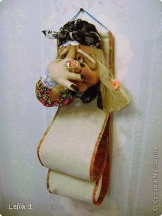MC for the dolls of nylon (hosiery machinery) Toliet Paper Holder, Toilet Paper, Shrinky Dinks, Soft Sculpture, Loom Knitting, Make And Sell, Art Dolls, Doll Clothes, Diy And Crafts
