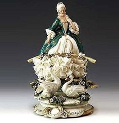 Porcellane Principe - Фарфоровые статуэтки Porcellane Principe.
