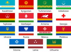 Kazakhstan Flag, Azerbaijan Travel, Art Articles, Alternate History, Flags Of The World, Flag Design, Lonely Planet, Civilization, Symbols