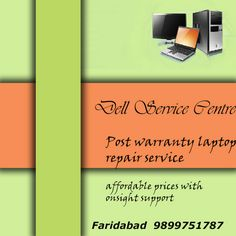 Dell service center in faridabad