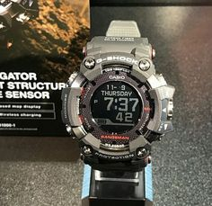 Used luxury watches G Shock Watches Mens, Mens Sport Watches, Luxury Watches For Men, Cool Watches, Male Watches, Men's Watches, Tag Heuer, Tactical Watch, Men Accessories