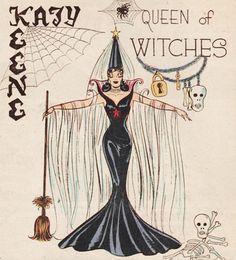 katy keene halloween - Google Search