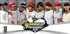 9 INNINGS: PRO BASEBALL - for the ultimate baseball fan -- here's an awesome sports title to play!! get it for free now on Applorer! http://applo.re/apl