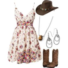 #country girl #cowboy boots