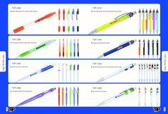 Top Visual pens