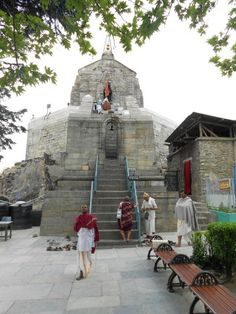 Sankaracharya Temple, Srinagar This is the Hill where Adi Sankara Bagavat Pada meditated during his visit to Kashmir. The temple of Lord Shiva is situated atop the Hill. It is a wonderful sight to see Srinagar from the top of the Hill