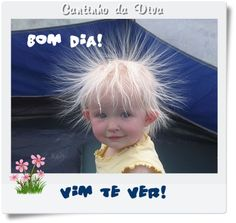 Cantinho da Diva: BOM DIA!