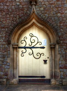 When I get older this is gonna be my front door (when I live with Sisi)