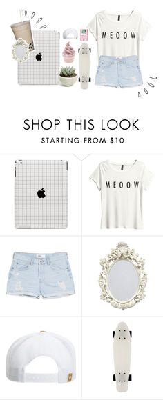 """""""☾does the thought of me, keep you up and night?☽"""" by itzgalaxy-xo ❤ liked on Polyvore featuring H&M, MANGO, RVCA, Old Navy and galaxysets"""