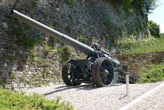 Canon de 145/155mm Mle 1916 Ruelle / Saint Chamond l'armée française dans la première guerre mondiale