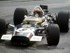 Jo Siffert Lotus 49 B 1969 Monaco Lotus F1, Jochen Rindt, Italian Grand Prix, Lancia Delta, Motor Car, Motor Sport, F1 Racing, Car And Driver, Formula One