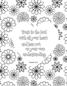 Bible verse coloring pages that give you strength to face giants of your life