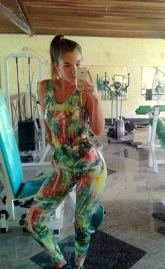 Gym jumpsuit