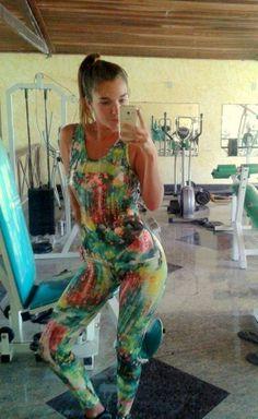 Gym jumpsuit