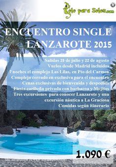 Encuentro single en Lanzarote ultimo minuto - http://zocotours.com/encuentro-single-en-lanzarote-ultimo-minuto/