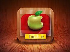 Apple Timeline by Ilie Ciorba