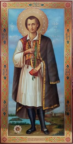 Greek Icons, Church Icon, Orthodox Icons, Religious Art, Ikon, Catholic, Saints, Christian, Style