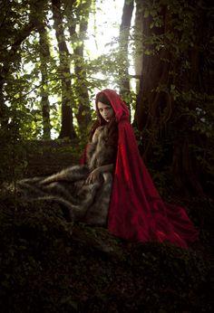 Little Red Riding Hood by ~Gilliann on deviantART