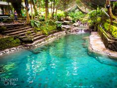 Ardent Hot Springs - Camiguin Island, Philippines